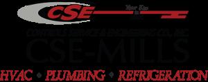 CSE-Mills: Formerly Richard S. Mills, Inc. - HVAC Mifflintown PA