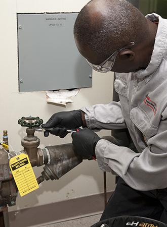 CSE16_006 Backflow Preventer Testing