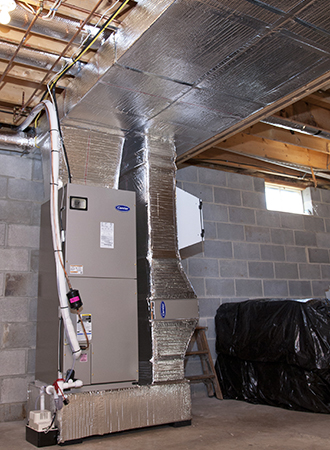 CSE16_102 Furnace Sales Installation