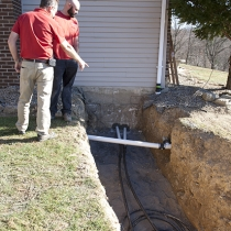 Geothermal Installation - Mifflintown PA