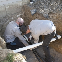 Geothermal Installation - Mifflintown PA