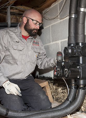 Geothermal Heating Installation and Service - Mifflintown PA